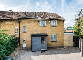 Thumbnail 3 bed semi-detached house for sale in Delme Crescent, London
