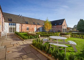 Thumbnail 3 bed barn conversion to rent in Dove House Farm, Blythe Bridge Road, Caverswall, Stoke On Trent, Staffordshire
