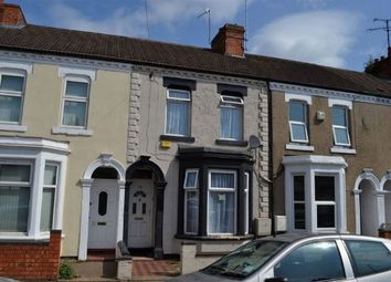 Thumbnail 2 bed terraced house for sale in St Leonards Road, Far Cotton, Northampton
