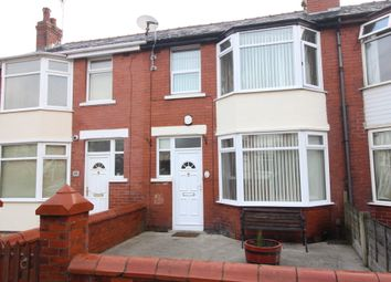 Thumbnail 3 bed terraced house for sale in Dalkeith Avenue, Blackpool