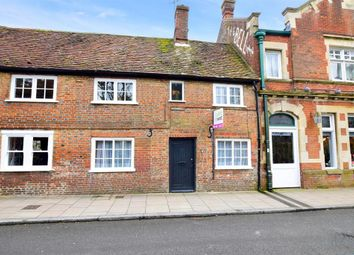 Thumbnail 3 bedroom terraced house for sale in St. Peters Road, Petersfield, Hampshire