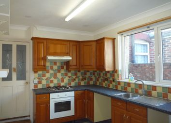 Thumbnail 2 bedroom terraced house to rent in Manor Park Avenue, Portsmouth