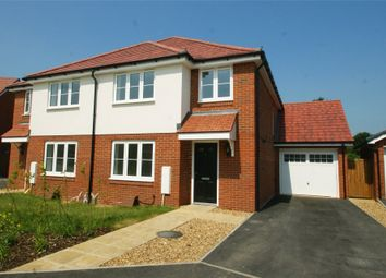Thumbnail 4 bed semi-detached house for sale in Nicholson Drive, Wokingham, Berkshire