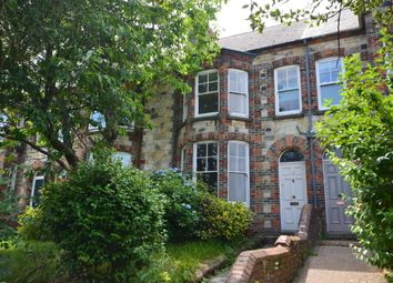 Thumbnail 3 bed terraced house for sale in Station Road, Truro