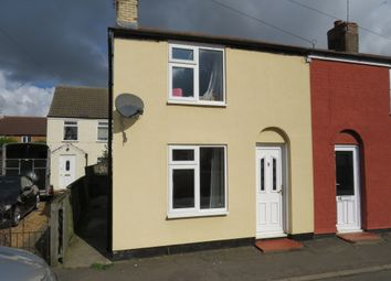 Thumbnail 2 bed end terrace house for sale in Mayfield Road, Eastrea, Peterborough
