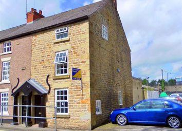 Thumbnail 3 bed terraced house for sale in Church Street, Garstang, Preston