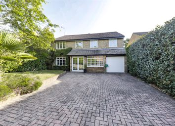 Thumbnail 5 bed detached house for sale in Sutherland Chase, Ascot, Berkshire