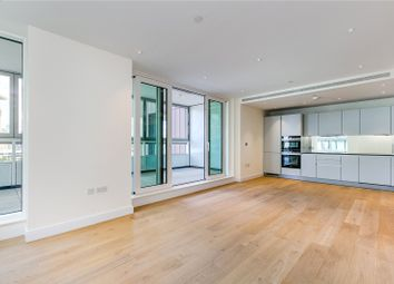 Thumbnail 2 bed flat for sale in Cascade Court, Chelsea Vista, 1 Sopwith Way, London