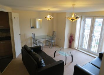 Thumbnail 2 bed flat to rent in The Fusion, Middlewood Street, Salford City