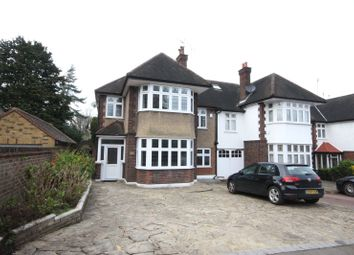 Thumbnail 4 bed semi-detached house for sale in Bush Hill, Winchmore Hill, London