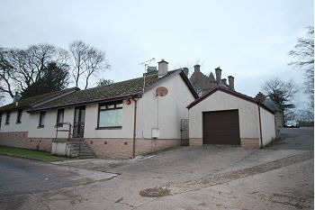 Thumbnail 3 bed semi-detached bungalow to rent in Caenlochan Gardens, Arbroath, Angus