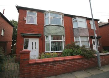Thumbnail 3 bedroom semi-detached house for sale in Florence Avenue, Astley Bridge, Bolton, Lancashire
