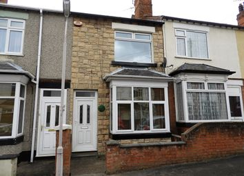 Thumbnail 2 bed terraced house for sale in Murray Street, Mansfield