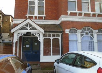 Thumbnail 1 bed flat to rent in Flat 7, 117 Cheam Road, Cheam Road