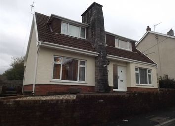 Thumbnail 4 bed detached house for sale in Coronation Road, Garnant, Ammanford, Carmarthenshire