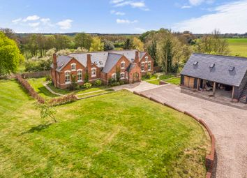 Thumbnail 5 bed detached house for sale in Semer, Ipswich, Suffolk