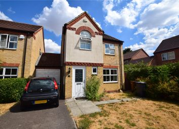 Thumbnail 3 bed link-detached house to rent in The Hedgerows, Bishop's Stortford