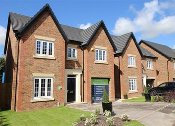 Thumbnail 4 bed detached house for sale in Garstang Road, Broughton, Preston