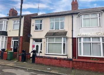 Thumbnail 4 bed semi-detached house for sale in Parkend Road, Tranmere, Birkenhead
