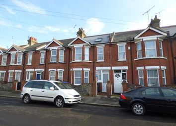 Thumbnail 3 bed terraced house to rent in Napleton Road, Ramsgate