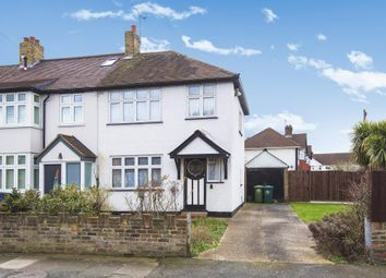 Thumbnail 3 bed semi-detached house for sale in Beverley Road, Lower Sunbury