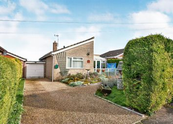 Thumbnail 3 bed detached bungalow for sale in Villebois Road, Marham, King's Lynn