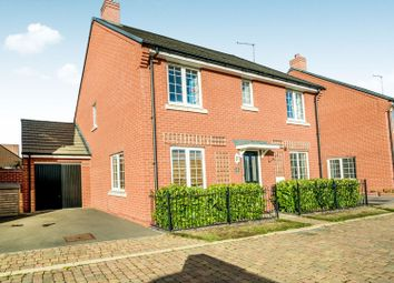 Thumbnail 4 bed detached house for sale in Hertford Lane, Aylesbury
