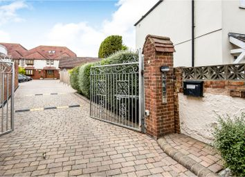 Thumbnail 1 bedroom flat for sale in Field View Close, Romford