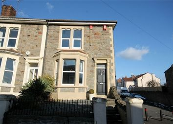 Thumbnail 2 bed end terrace house for sale in Lower Station Road, Staple Hill, Bristol