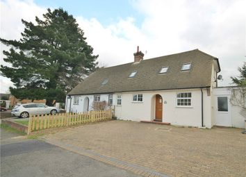 Thumbnail 3 bed semi-detached house for sale in Marsh Avenue, Epsom