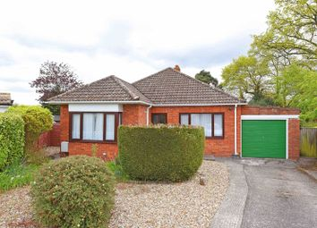 Thumbnail 3 bed detached bungalow for sale in Eastlyn Road, Pamber Heath, Tadley
