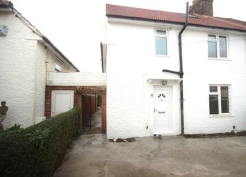 Thumbnail 3 bed flat to rent in East Walk, Hayes