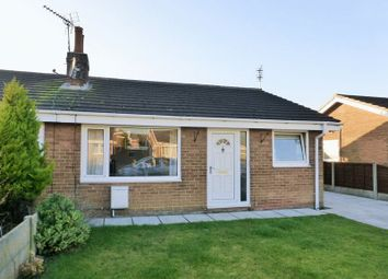 Thumbnail 2 bedroom semi-detached bungalow for sale in Norwood Avenue, Hesketh Bank, Preston