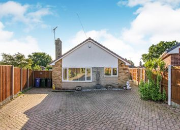 Thumbnail 2 bedroom detached bungalow for sale in Weatherall Place, Skellow, Doncaster