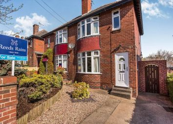 Thumbnail 3 bed semi-detached house for sale in Hollythorpe Road, Sheffield