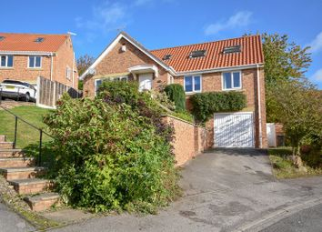 Thumbnail 5 bed detached house for sale in Linden Close, Briggswath, Whitby