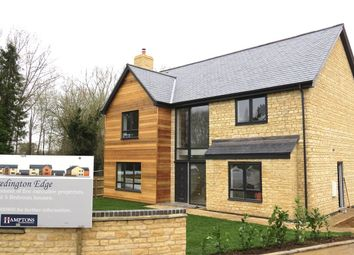 Thumbnail 4 bedroom detached house for sale in Armscote Road, Tredington, Shipston-On-Stour