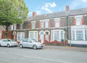 Thumbnail 4 bed terraced house for sale in Corporation Road, Cardiff, Glamorgan