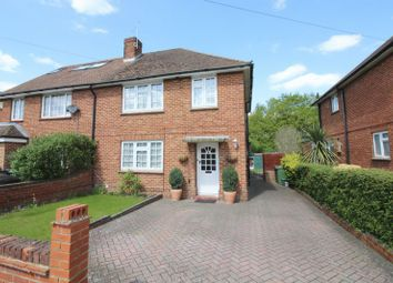 Thumbnail 3 bed semi-detached house to rent in Worsley Road, Frimley, Camberley