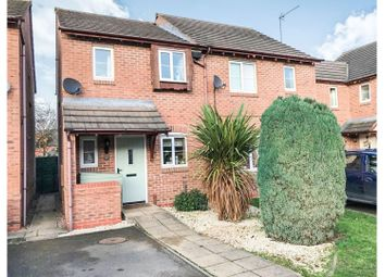 Thumbnail 2 bed semi-detached house for sale in Hawkhurst Drive, Rugeley