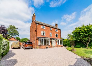Thumbnail 4 bed detached house for sale in The Square, Elford, Tamworth
