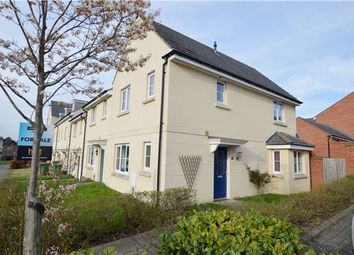 Thumbnail 3 bed end terrace house for sale in Drybrook Walk, Cheltenham, Gloucestershire