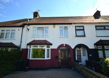 Thumbnail 3 bed terraced house to rent in Whitehill Lane, Gravesend