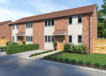 Thumbnail 3 bed semi-detached house for sale in Lynnens View, Oakley, Aylesbury