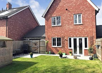 Thumbnail 4 bedroom detached house for sale in Shrubwood Close, Harrietsham, Maidstone, Kent