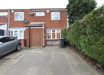 Thumbnail 3 bed terraced house to rent in Forth Drive, Birmingham