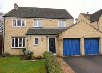 Thumbnail 4 bed detached house to rent in Perrinsfield, Lechlade