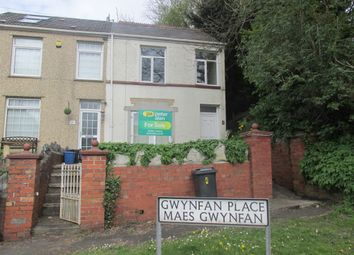 Thumbnail 3 bed end terrace house for sale in Gwynfan Place, Merthyr Tydfil