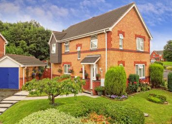 Thumbnail 4 bedroom detached house for sale in Ragged Robins Close, St. Georges, Telford