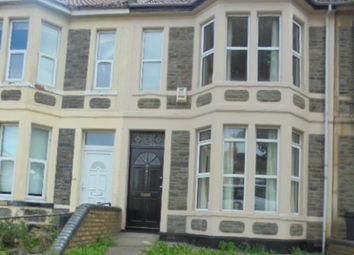 Thumbnail 6 bedroom terraced house to rent in Fishponds Road, Fishponds, Bristol